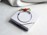 Simple Bangle Stainless Steel
