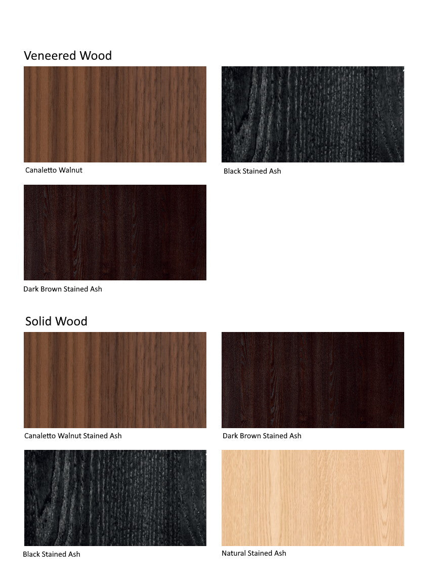 A Collection Wood Finishes
