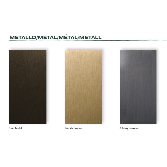 Collection A Metal Finishes