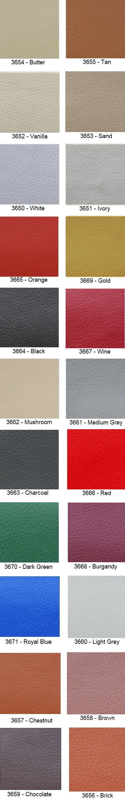 Synthetic Leathers