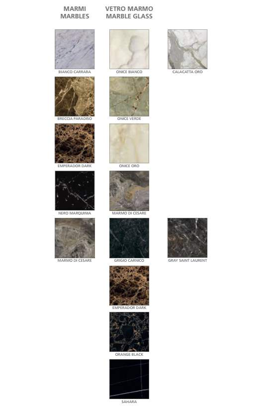 Reflex Marble Finishes