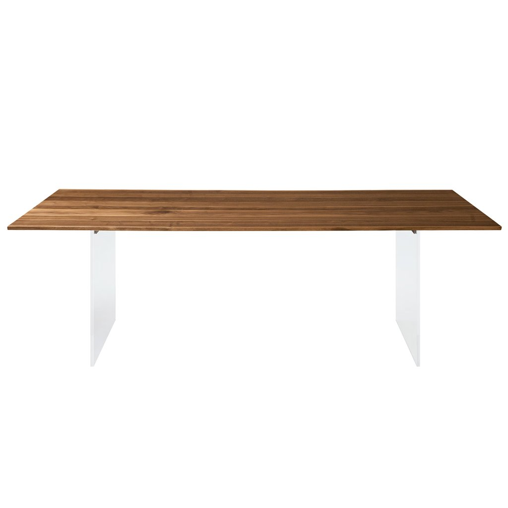 Natura Solid Walnut Dining Table