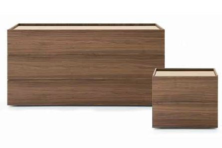 Atlante 3 Drawer Dresser
