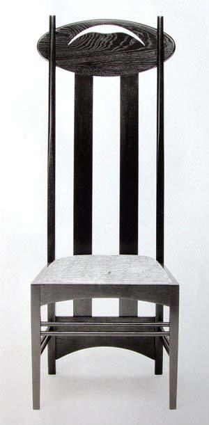 Italian made designer chair