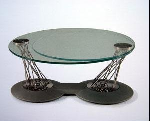 Gemelli Coffee Table - italydesign.com