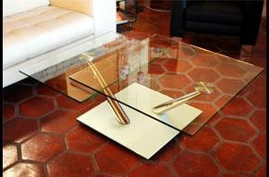 Cassius Coffee Table by NAOS