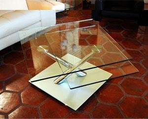 Designer Italian coffee table