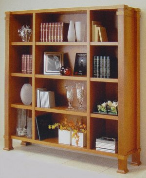Arts and Crafts Bookcase - Modern Furniture | Contemporary Furniture - italydesign