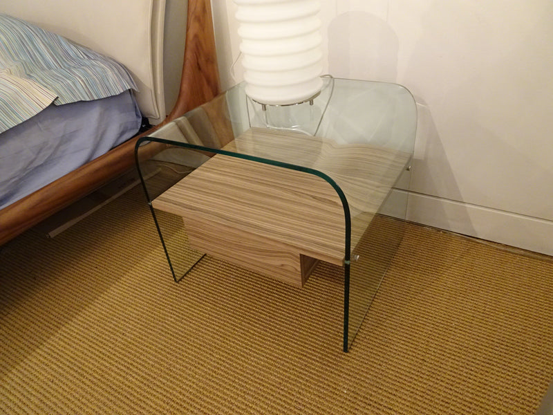 Sunstripe Side Table