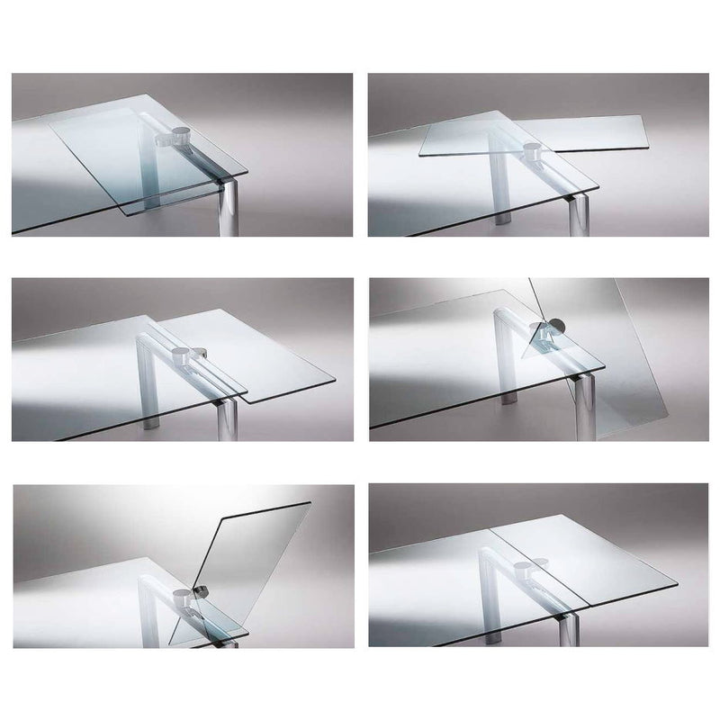 Policleto Glass Dining Table