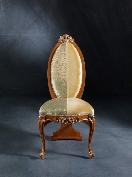 Carved chair SE46