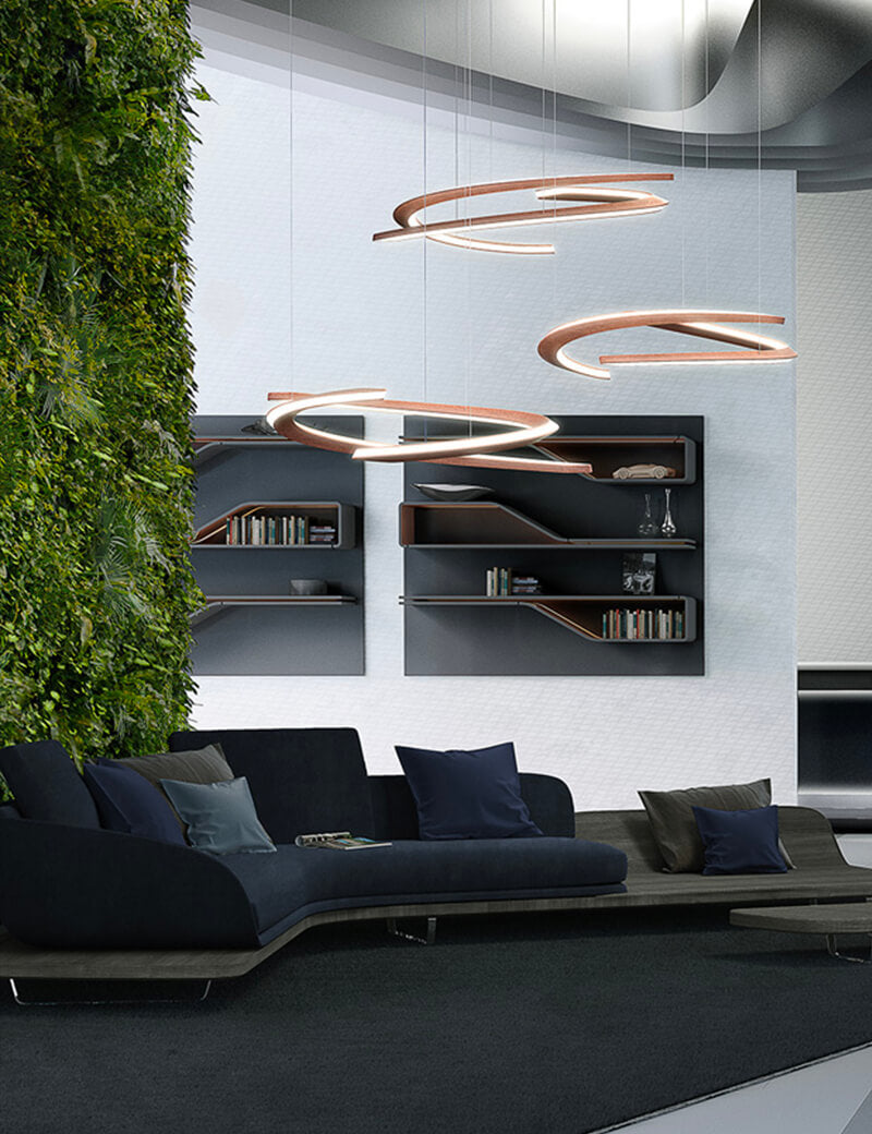 Speedform Chandelier