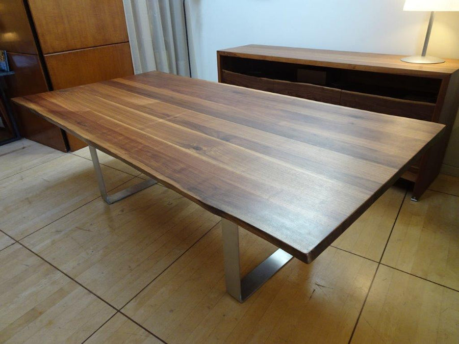 Awesome Italian Furniture Toscano Solid Walnut Diningtable Gmtry Best Dining Table And Chair Ideas Images Gmtryco