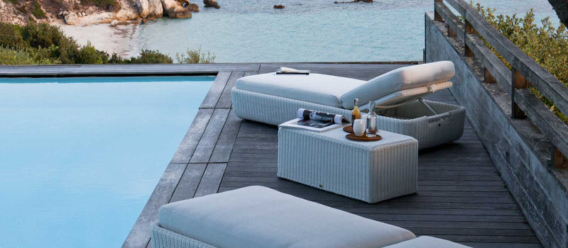 Agora Sun Lounger - Modern Furniture | Contemporary Furniture - italydesign