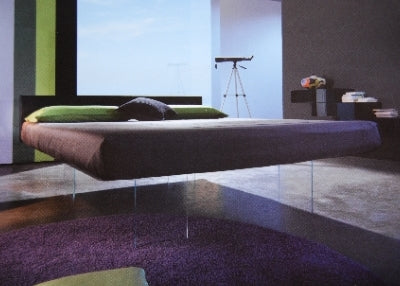 luxury bed made in Italy by Lago