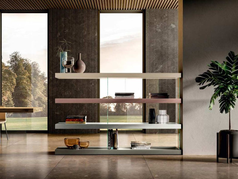 Air Shelf 0557 - Italian wall systems by Lago