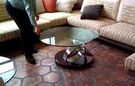Apollo Coffee Table - Modern Furniture | Contemporary Furniture - italydesign