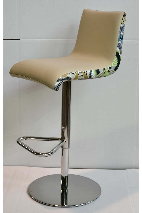 Modern Italian bar stool by MissoniHome