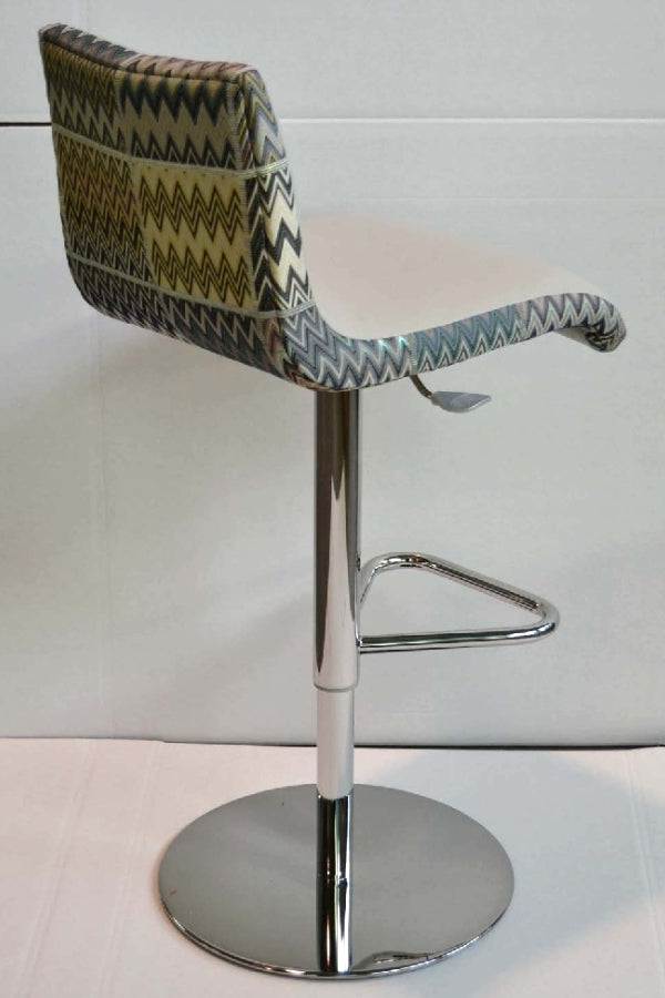 Cloud M Stool / MissoniHome Fabric - Modern Furniture | Contemporary Furniture - italydesign