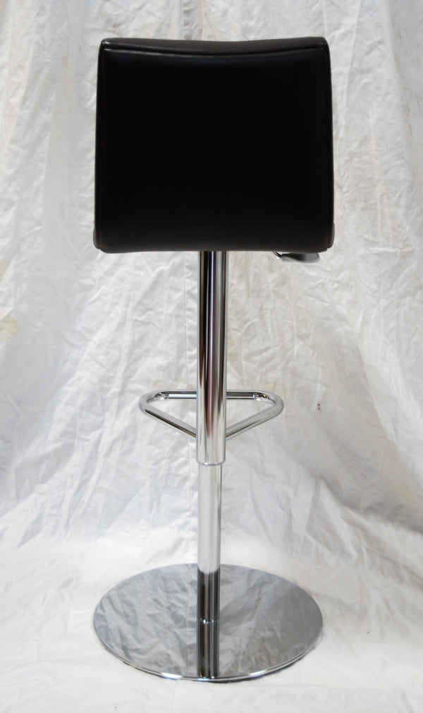 Rear view of Cloud Narrow Barstool - Italian furniture