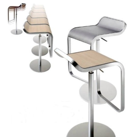 A series of LEM Italian bar stools