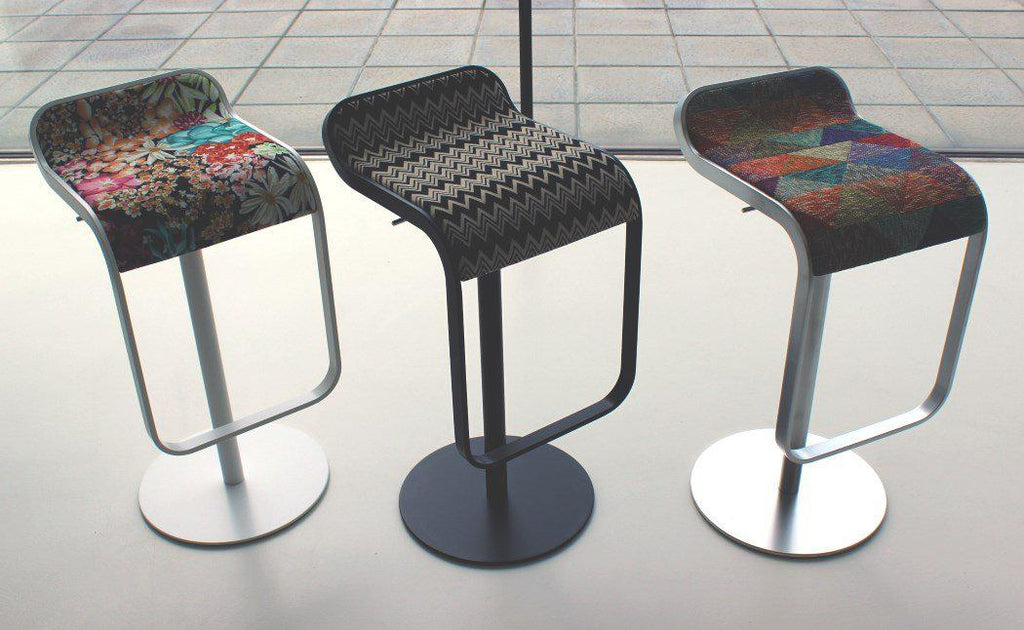 LEM Piston Barstool / MissoniHome Fabric