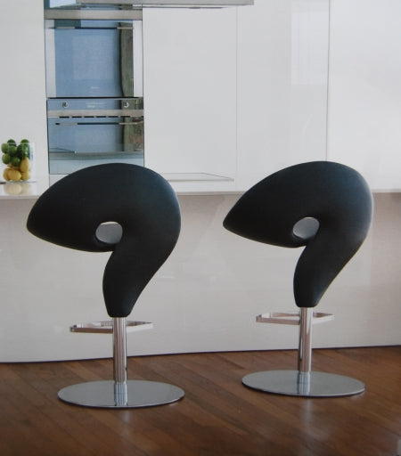 Question Mark Stool by Tonon and made in Italy