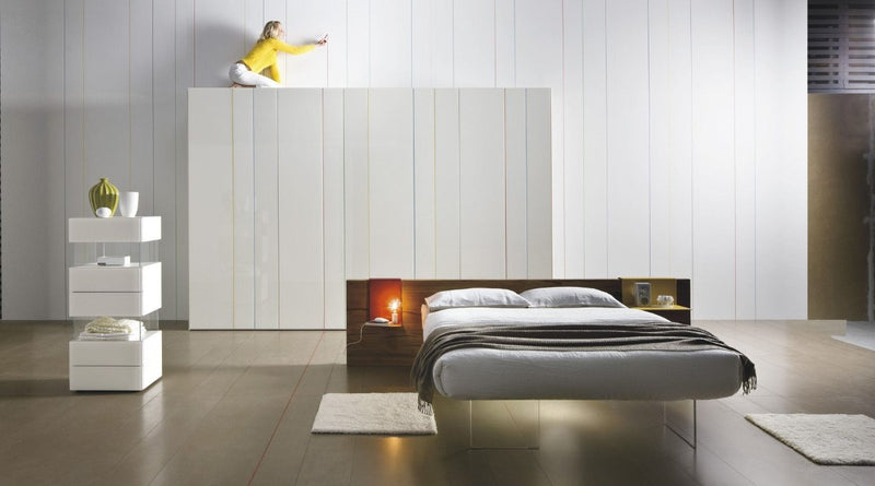 Air Wildwood Bed made in Italy