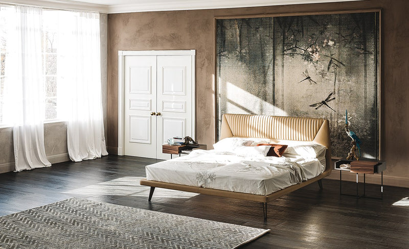Luxury modern bedroom furniture by Cattelan Italia
