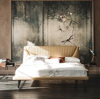 Amadeus Bed - luxury bed made in Italy by Cattelan Italia