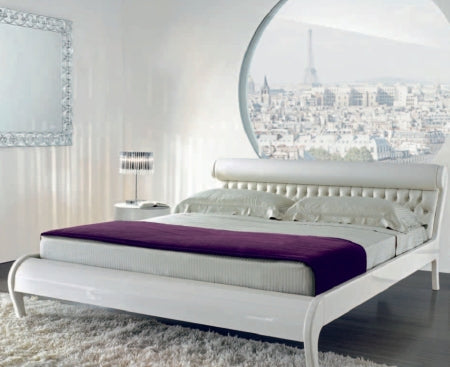 Belle Amour Letto Bed - Luxury Italian bed by Reflex