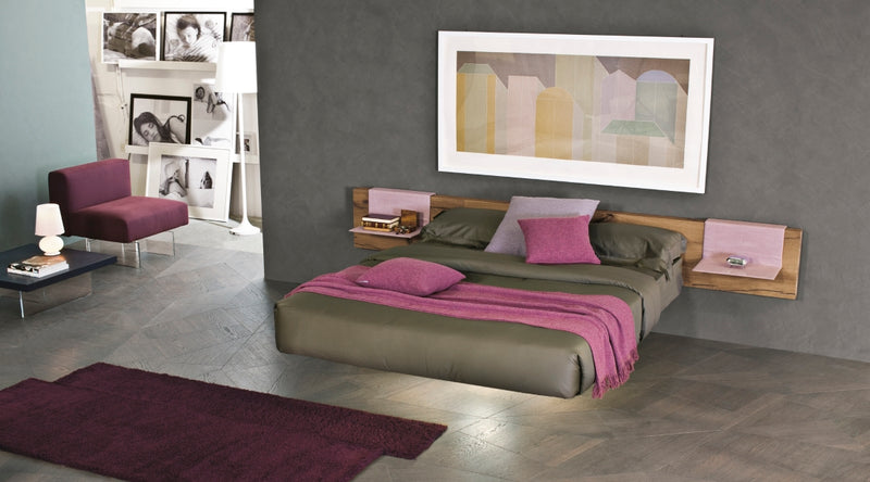 Fluttua Wildwood Bed - Modern Furniture | Contemporary Furniture - italydesign