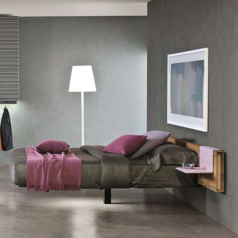 Fluttua Wildwood Bed - Contemporary Italian Furniture - italydesign