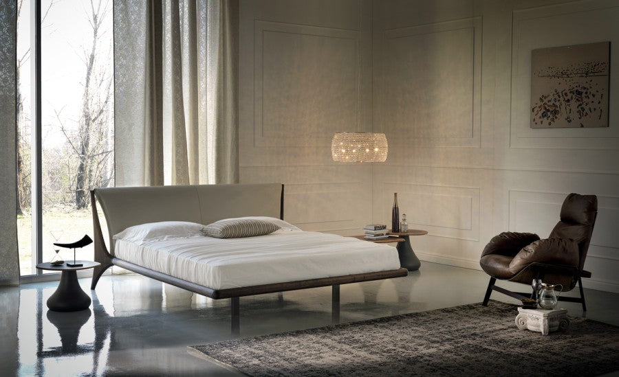 Nelson Bed designed by Cattelan Italia