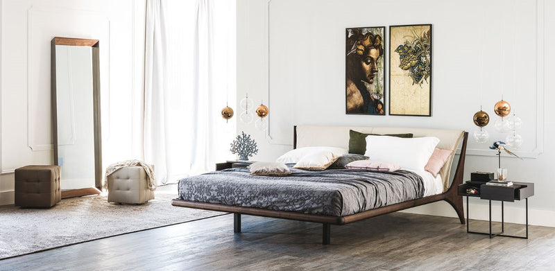 Nelson Bed designed by Cattelan Italia | White Room