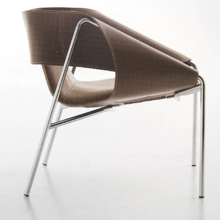 Bend Occasional Chair - Occaisonal  chair designed by Patrick Norquet for Fasem
