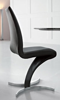 Betty Dining Chair - Modern leather  dining chair by Cattelan Italia