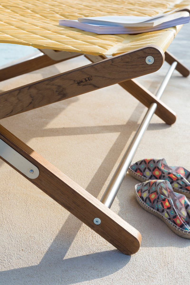 Camp Cot Sun lounger - Modern Furniture | Contemporary Furniture - italydesign