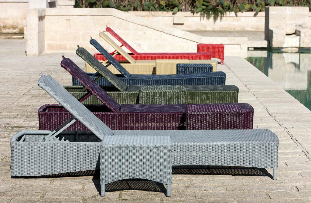 Capri Sun Lounger - Modern Furniture | Contemporary Furniture - italydesign