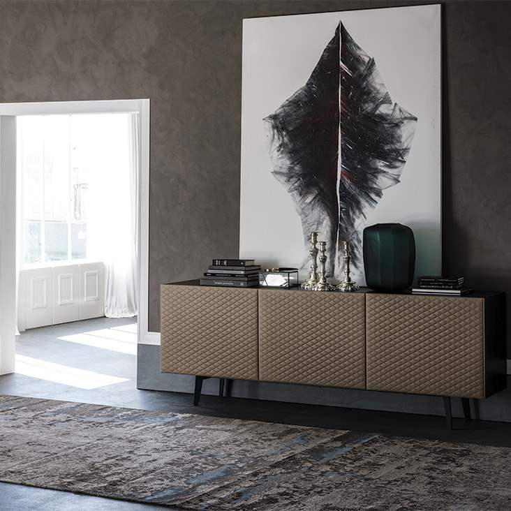 Luxury Italian buffet by Cattelan Italia