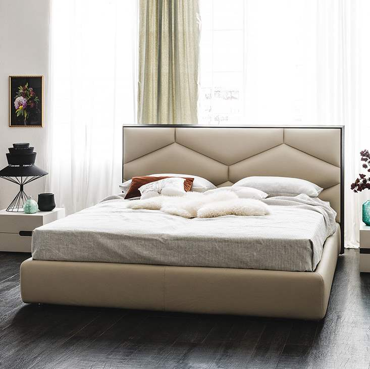 Edward Bed - Modern Designed Bed  by Cattelan Italia