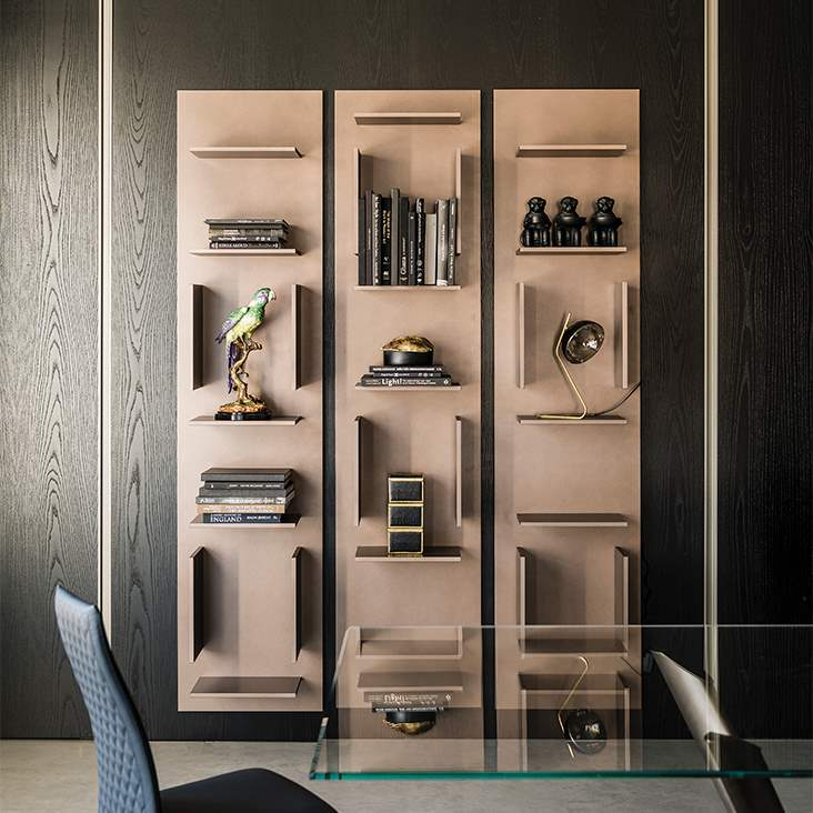 Fifty - Italian Bookcases by Cattelan Italia