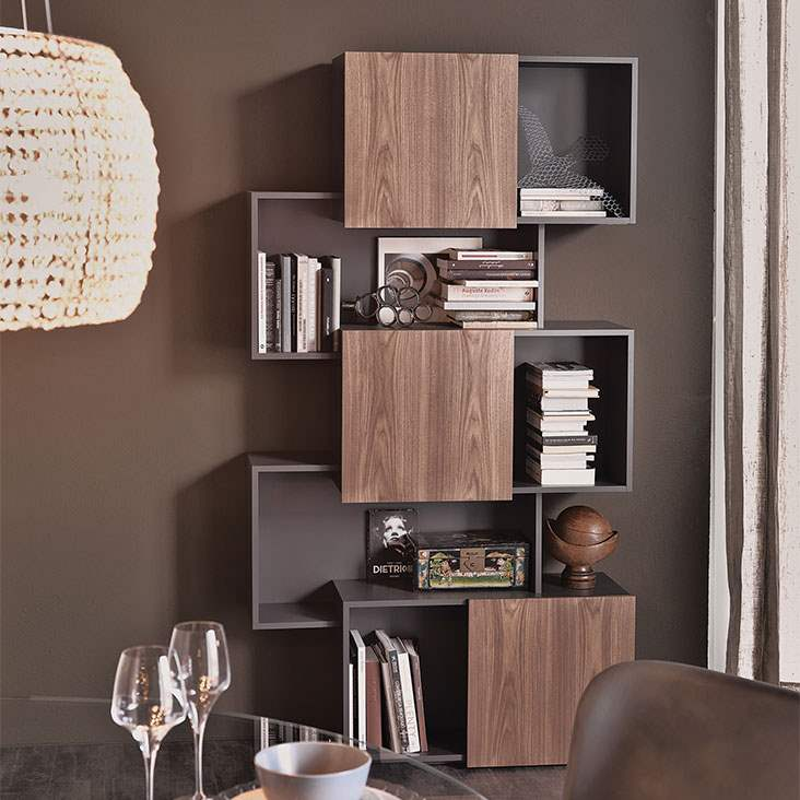 Italian living room furniture by Cattelan Italia