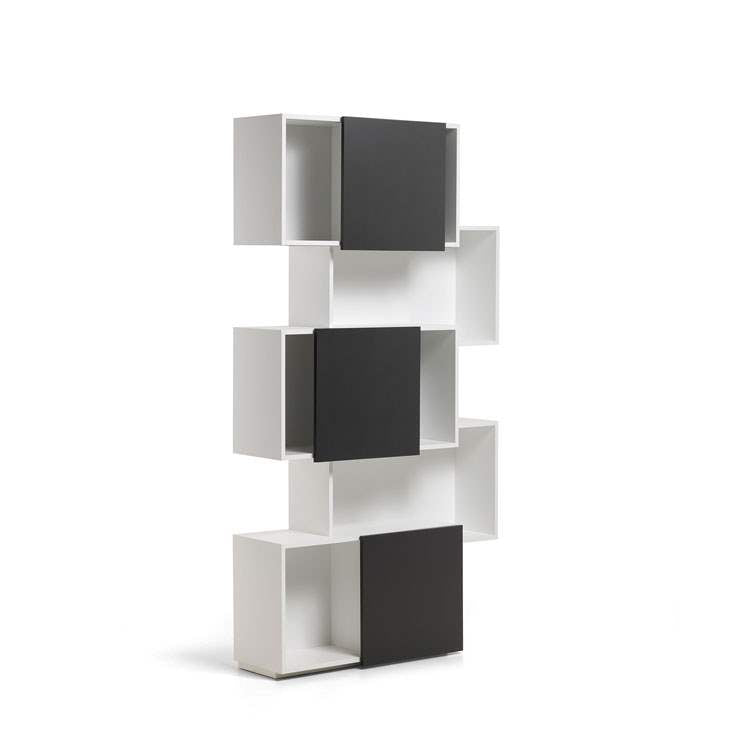 Italian bookshelves made in Italy