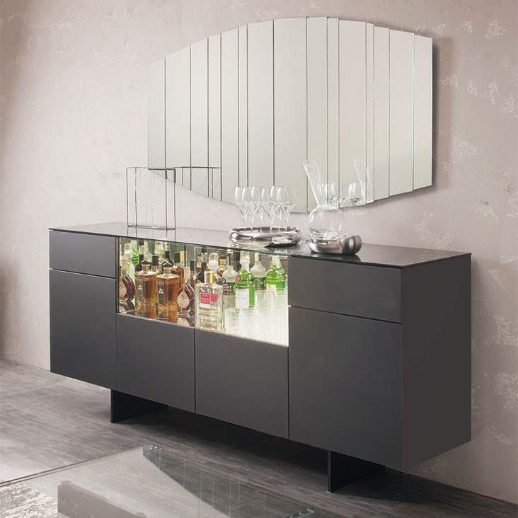 Continental - Luxury Italian buffet by Cattelan Italia