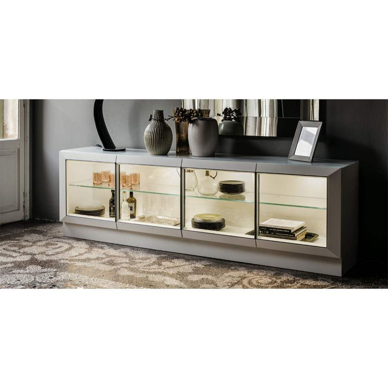 Hilton - Dispaly Cabinet by Cattelan Italia