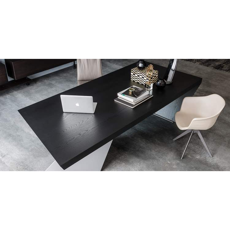 Italian office with desk - Dasdaq by Cattelan  Italia