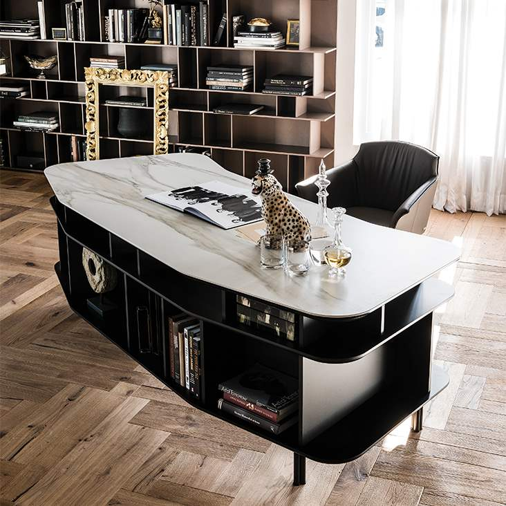 Modern Italian desk by Cattelan Italia