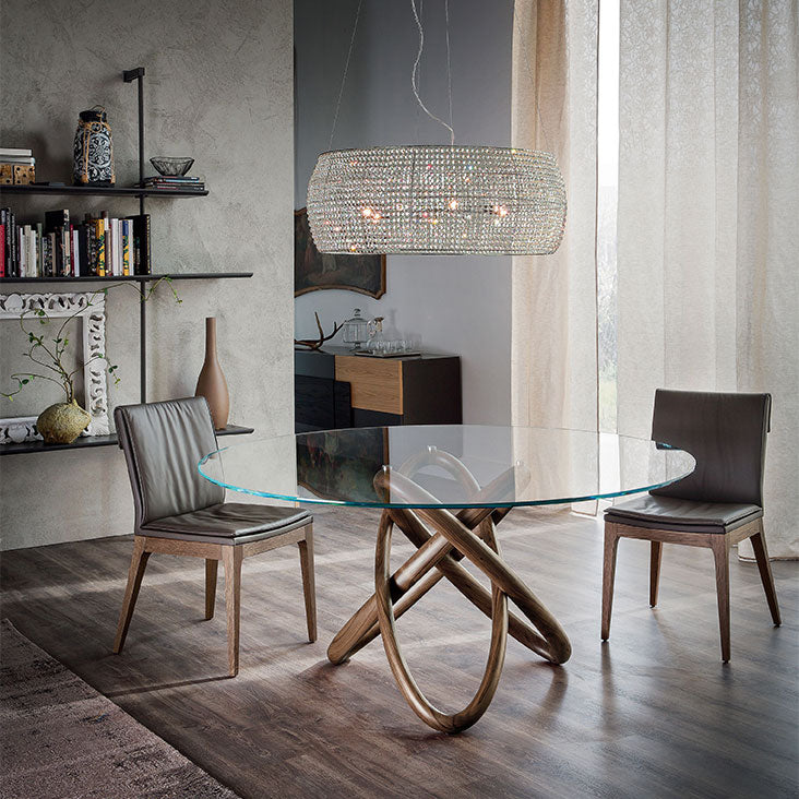 Carioca Dining Table made in Italy by Cattelan Italia