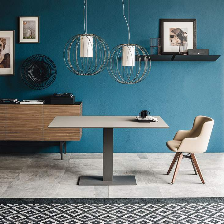 Elvis - Dining table Cattelan Italia